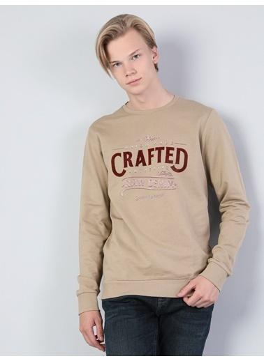 Colin's Sweatshirt Renkli